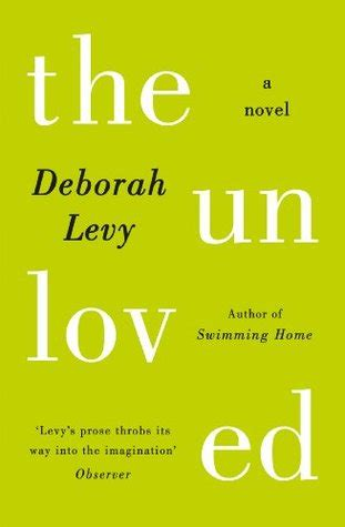 Book Review SWIMMING HOME by Deborah Levy